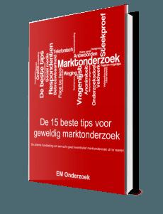 15 handige marktonderzoek tips voor geweldig goed onderzoek